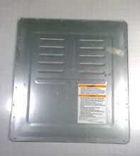 General Electric GE Harmony Washer Rear Panel Cover WH46X10101 1089533 AP3204695