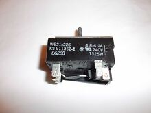 GE Hotpoint surface burner element switch WB21X226 4 8 6 2A  KS811352 1