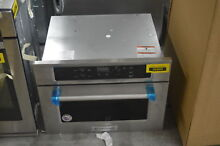 KitchenAid KMBS104ESS 24  Stainless Built In Microwave Oven NOB  36999 HRT