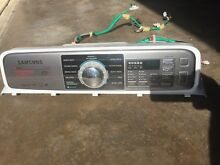 SAMSUNG MAIN PCB DISPLAY AND WIRING HARNESS FOR WASHER  WASHING WA48H7400AW