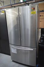 Samsung RF261BEAESR 36  Stainless French Door Refrigerator NOB  29353 HL