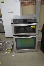 Whirlpool WOC54EC7AS 27  Stainless Microwave Combination WallOven NOB  37577 CLW