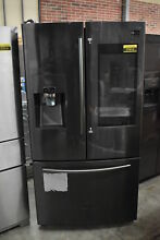 Samsung RF265BEAESG 36  Black Stainless French Door Refrigerator NOB  37816 HRT