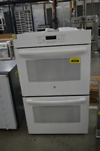 GE JT3500DFWW 30  White Double Electric Wall Oven NOB  35405 MAD
