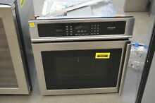 Frigidaire FGEW276SPF 27  Stainless Single Electric Wall Oven NOB  35401 HRT