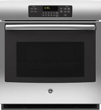 GE JK3000SFSS 27  Stainless Electric Single Wall Oven NIB  37957 MAD