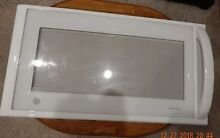 GE Spacemaker Microwave Door Assembly for JVM1441WH04