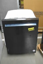 KitchenAid KDFE104HBL 24  Black Front Control Dishwasher NOB  37738 HRT