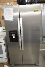 Whirlpool WRS315SDHZ 36  Stainless Side By Side Refrigerator NOB  37751 HRT