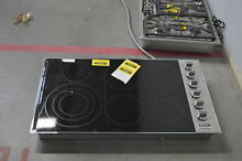 Viking VEC5366BSB 36  Stainless Smoothtop Electric Cooktop NOB  35261 HRT