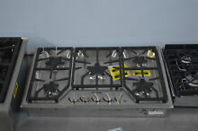 Thermador SGS305FS 30  Stainless Gas 5 Burner Cooktop NOB  35267 HRT