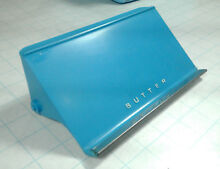 Vintage GE General Electric Refrigerator TB414YC BLUE Butter Dairy Door