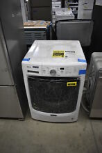 Maytag MHW3505FW 27  White Front Load Washer w  Steam NOB  38228 HRT