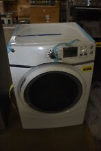 GE GFD45ESSMWW 27  White Front Load Electric Dryer NOB  38161 HRT