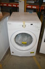 Whirlpool WGD75HEFW 27  White Front Load Gas Dryer NOB  18642 T2