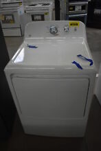 GE GTD33EASKWW 27  White Front Load Electric Dryer NOB  38174 HRT