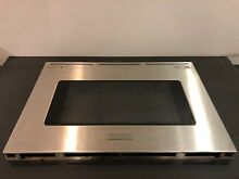 Frigidaire Range Stainless Panel   Oven Glass 318187917