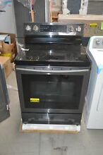 Samsung NE59N6630SG 30  Black Stainless Freestanding Electric Range  27776 CLW
