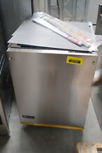 Viking VDW302SS 24  Stainless Fully Integrated Built In Dishwasher NOB  28734