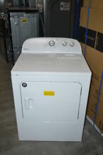 Whirlpool WED4815EW 30  White Front Load Electric Dryer NOB  24458 HRT