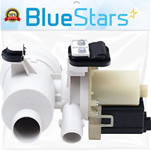 Ultra Durable W10130913 Washer Drain Pump Replacement part by Blue Stars  Exact