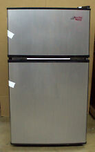 Arctic King 3 2 cf Compact Fridge with Freezer Stainless ATMP032AES_R