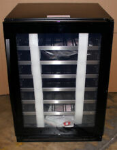 Danby Silhouette 24  Built In 48 Bottle Wine Cooler SSWC056D1B