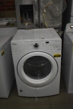 Whirlpool WED7590FW 27  White Front Load Electric Dryer NOB  38615 HRT