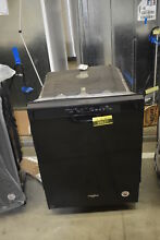 Whirlpool WDF560SAFB 24  Black Full Console Dishwasher NOB  38637 HRT
