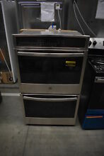 GE JT5500SFSS 30  Stainless Double Electric Wall Oven NOB  38686 HRT