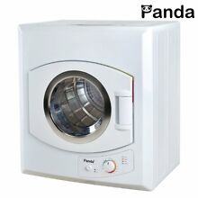 Panda Portable Compact Cloths Dryer Size 110v stainless Steel Drum 2 65 cu ft