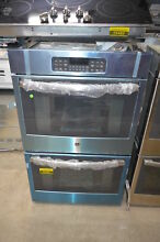 GE JT3500SFSS 30  Stainless Double Electric Wall Oven  25481 MAD