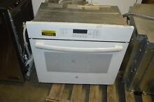 GE JT3000DFWW 30  White Single Electric Built In Wall Oven NOB  15892 MAD