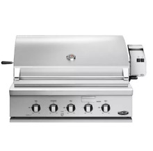 DCS BH136RGIL 36  Stainless Built In Gas  LP  Grill NIB  38859 MAD