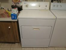 Kenmore Gas Dryer Model 10072722100