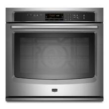 Maytag MEW9527AS 27  Stainless Single Electric Wall Oven NIB  9509 HRT