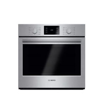 Bosch HBL5451UC 30  Stainless Single Electric Wall Oven NOB  32117 MAD