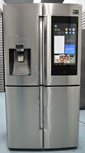 Samsung RF22N9781SR  SG  FAMILY HUB Refrigerator Counter Depth Black   Stainless