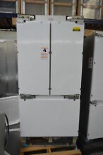 DCS RS36A80JC1 36  Custom Panel French Door Refrigerator CD NOB  39056 HRT
