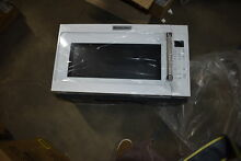 Whirlpool KMHS120EWH 30  White Over The Range Microwave Hood  5393 MAD