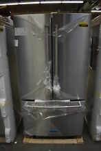 KitchenAid KRFC300ESS 36  Stainless French Door Refrigerator CD NOB  37677 HRT