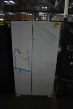 Whirlpool WRS325SDHW 36  White French Door Refrigerator  39256 CLN