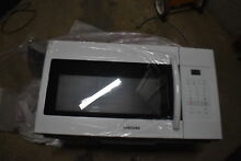 Samsung ME16H702SEW 30  White Over The Range Microwave NOB  35110 MAD
