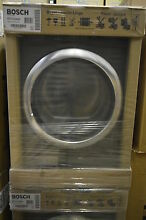 Bosch WTVC533AUS 27  Anthracite Front Load Electric Dryer NIB  8673 WLK