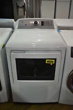 GE GTD75ECSLWS 27  White Front Load Electric Dryer NOB  29999 WLK