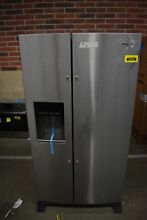 Whirlpool WRS571CIHZ 36  Stainless Side By Side Refrigerator NOB  39369 HRT