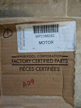 WP2188242 WHIRLPOOL   KENMORE ICE DISPENSER AUGER MOTOR  FREE SHIPPING