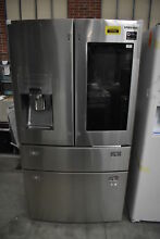 Samsung RF28NHEDBSR 36  Stainless French 4 Door Refrigerator NOB  37258 HRT