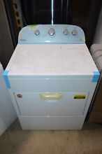 Whirlpool WED49STBW 30  White Front Load Electric Dryer NOB  23970 CLW