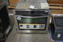 Whirlpool WOS51EC0AS 30  Stainless Single Electric Wall Oven NOB  32833 HRT